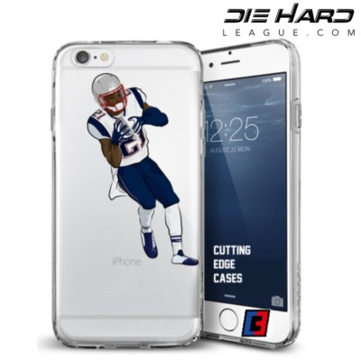 Malcolm Butler - New England Patriots iPhone 6 Case