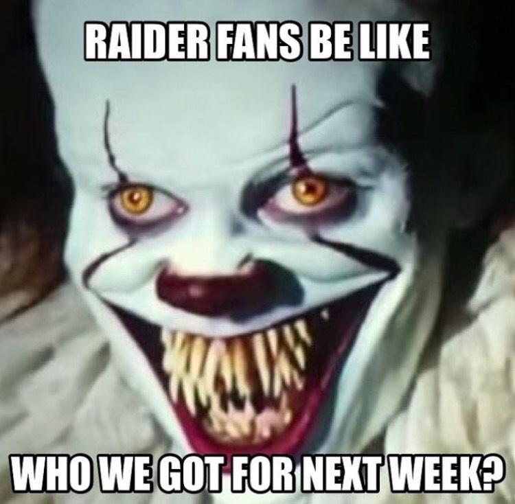 Oakland Raiders Memes oakland raiders memes top 100 raiders memes on the internet