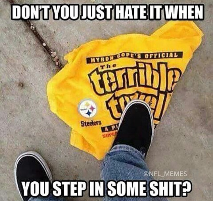 Steelers suck music
