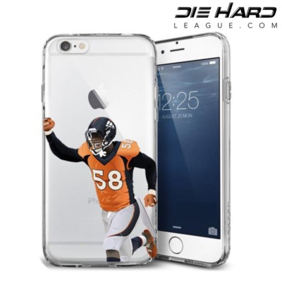 Von Miller - Denver Bronocos iPhone 6 Case