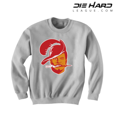 new style fdb4d 8485f Jameis Winston - Tampa Bay Bucs White Sweater
