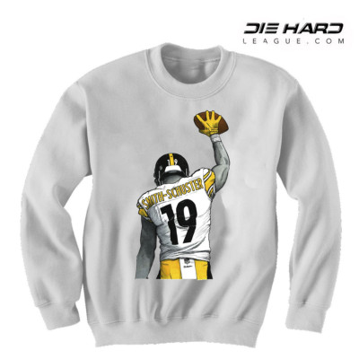Juju Sweater - Pittsburgh Steelers Sweater White