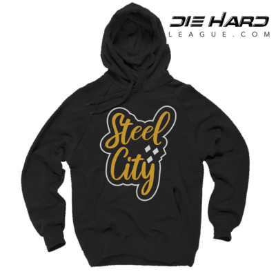 super popular bd349 b5ba0 Pittsburgh Steelers Apparel | Steelers Shop for Die Hard ...